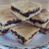 Raisin Filled Cookie Bars