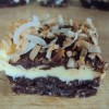 Nut Free Nanaimo Bars