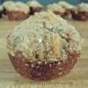 Banana Oat Crumb Muffins