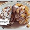 Apple Cinnamon Roll Pull-Apart Bread