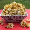 Caramel Corn & Yahoo! Food