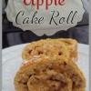 Apple Cake Roll