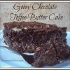 Gooey Chocolate Toffee Butter Cake