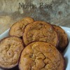 Banana & Peanut Butter Muffin Bites #JifPeanutPowder #WalMart