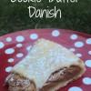 Cookie Butter Danish