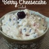 Sugar-Free Berry Cheesecake Salad (without cool whip)
