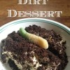No-Bake Dirt Dessert