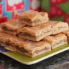 Easy Apple Pie Bars made with Cornflake Crumbs!