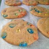 Soft, chewy, and delicious M&M Cookies