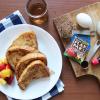 Gluten-Free Vanilla Flax French Toast