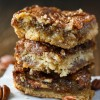 Featuring You ~ Maple Pecan Squares