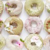 Easy Fancy Matcha Donuts
