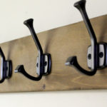 Featuring You ~ DIY Hook Rack