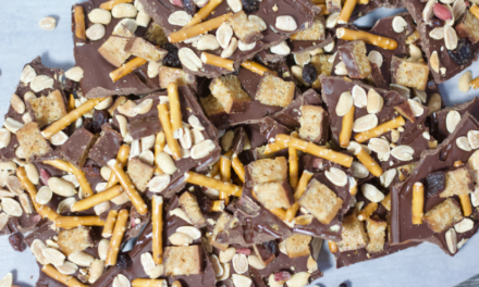 Featuring You ~ Chocolate Peanut Butter Trail Mix