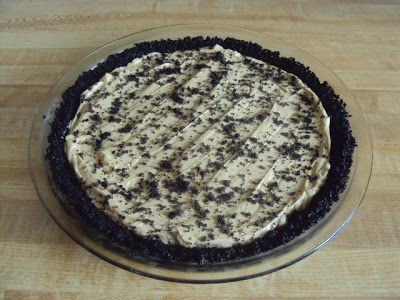 Oh My Peanut Butter Pie!