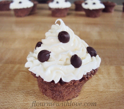 Chocolate Mousse Tarts