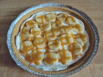 No-Bake-Dulce-de-leche-Banana-Pie