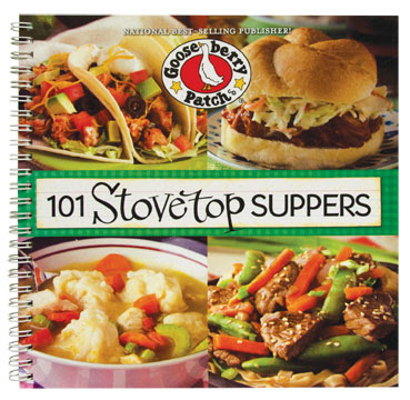 101 Stovetop Suppers Giveaway!