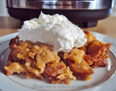 http://www.flourmewithlove.com/2013/03/slow-cooker-apple-pie.html