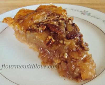 http://www.flourmewithlove.com/2013/05/upside-down-apple-pie.html