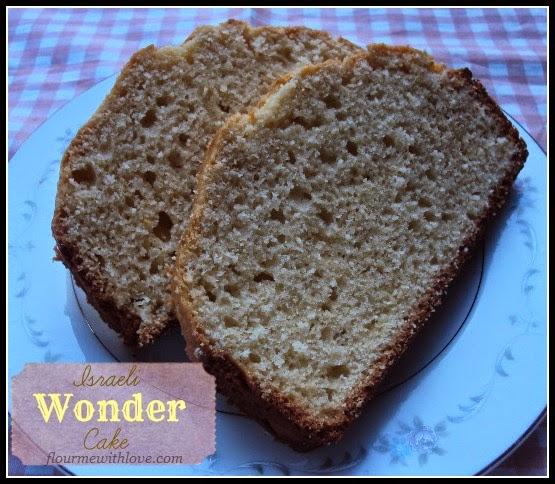 Israeli Wonder Cake