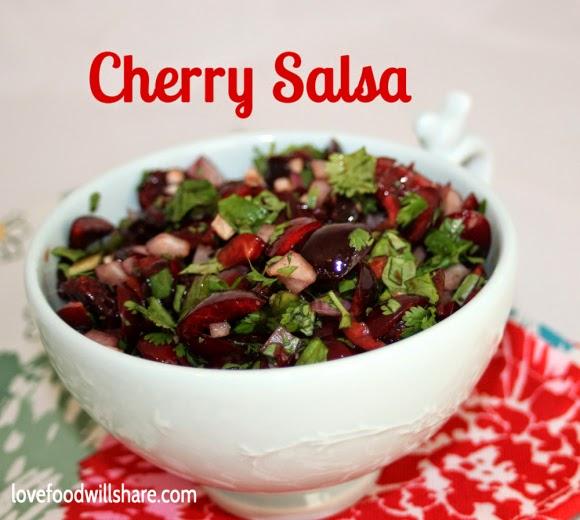 http://www.lovefoodwillshare.com/2014/07/17/cherry-salsa/