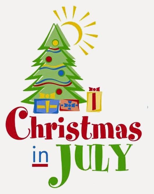 Christmas In July Party.Christmas In July Party Flour Me With Love