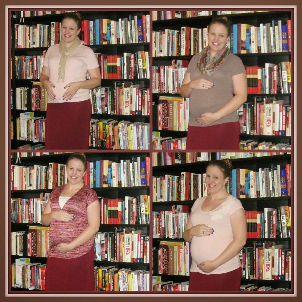 http://forgivenformerfeminist.blogspot.com/2014/07/modest-maternity-maroon-maxi-skirt.html