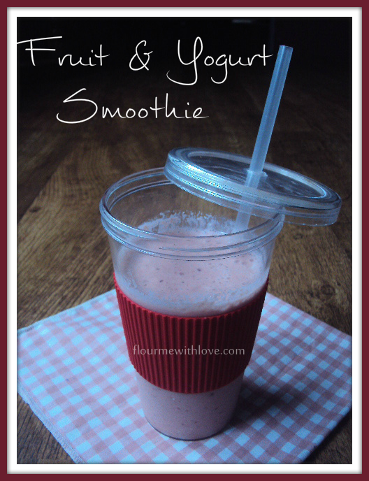 Fruit & Yogurt Smoothie