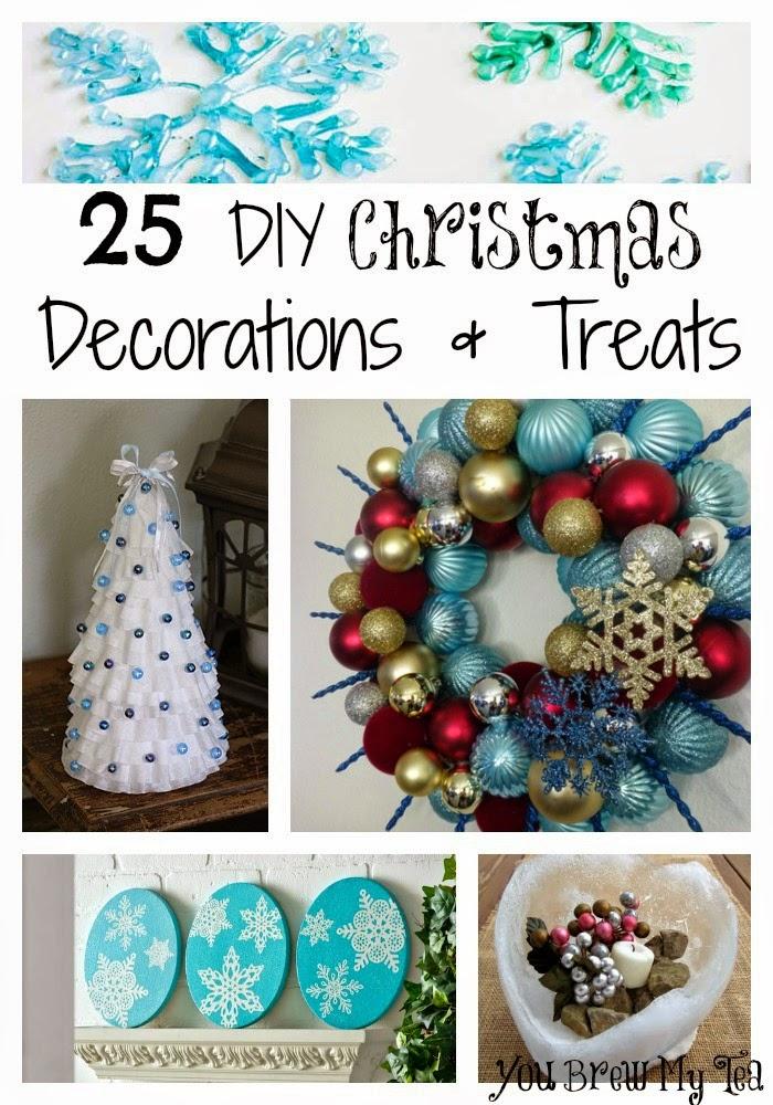http://www.youbrewmytea.com/2014/11/25-diy-christmas-decorations-treats.html
