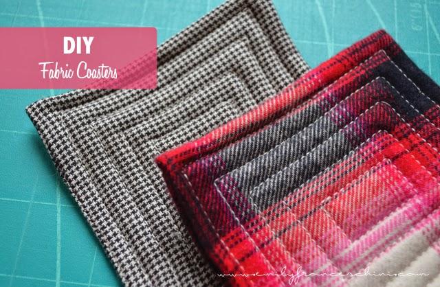 http://www.emilyfranceschini.com/diy-fabric-coasters/