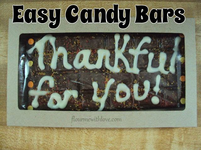 Easy Candy Bars