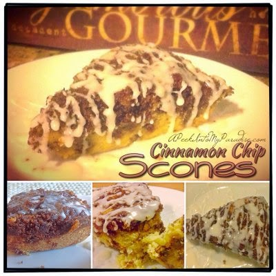 http://apeekintomyparadise.com/2014/11/panera-bread-copycat-cinnamon-chip-scones-recipe.html