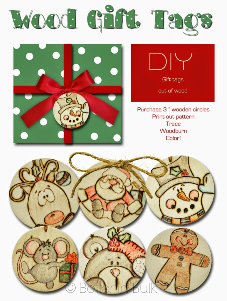 http://betterinbulk.net/2014/12/wood-gift-tags.html