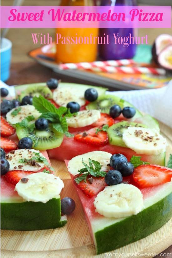 http://www.treatyourselfsweeter.com/watermelon-pizza-passionfruit-yoghurt/