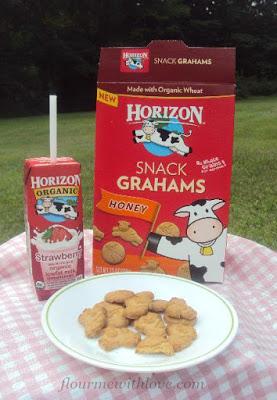 Summer of Imagination #HorizonSnacks