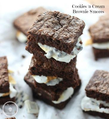 http://thegoldlininggirl.com/2015/08/cookies-n-cream-brownie-smores/
