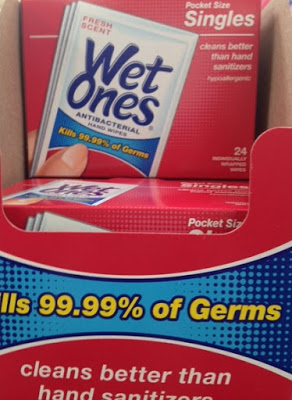 Back to School with Wet Ones®! #WishIHadAWetOnes