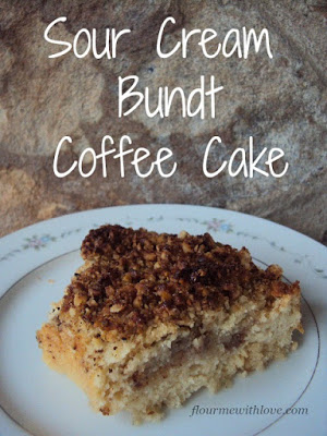 Sour Cream Bundt Coffee Cake