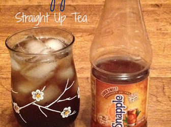 Snapple® Straight Up Tea™ What's your level of sweetness?