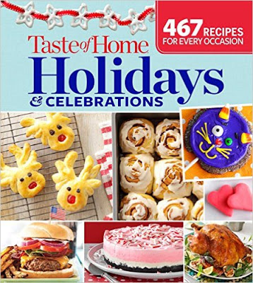 Taste of Home Holidays & Celebrations Giveaway