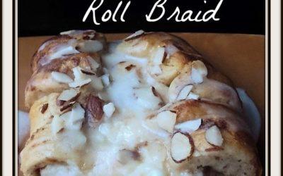 Macaroon-Cinnamon Roll Braid