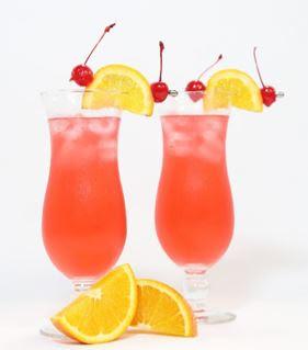 Strawberry Lemonade Daiquiri