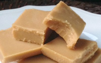 Easy and so Creamy Peanut Butter (microwave) Fudge