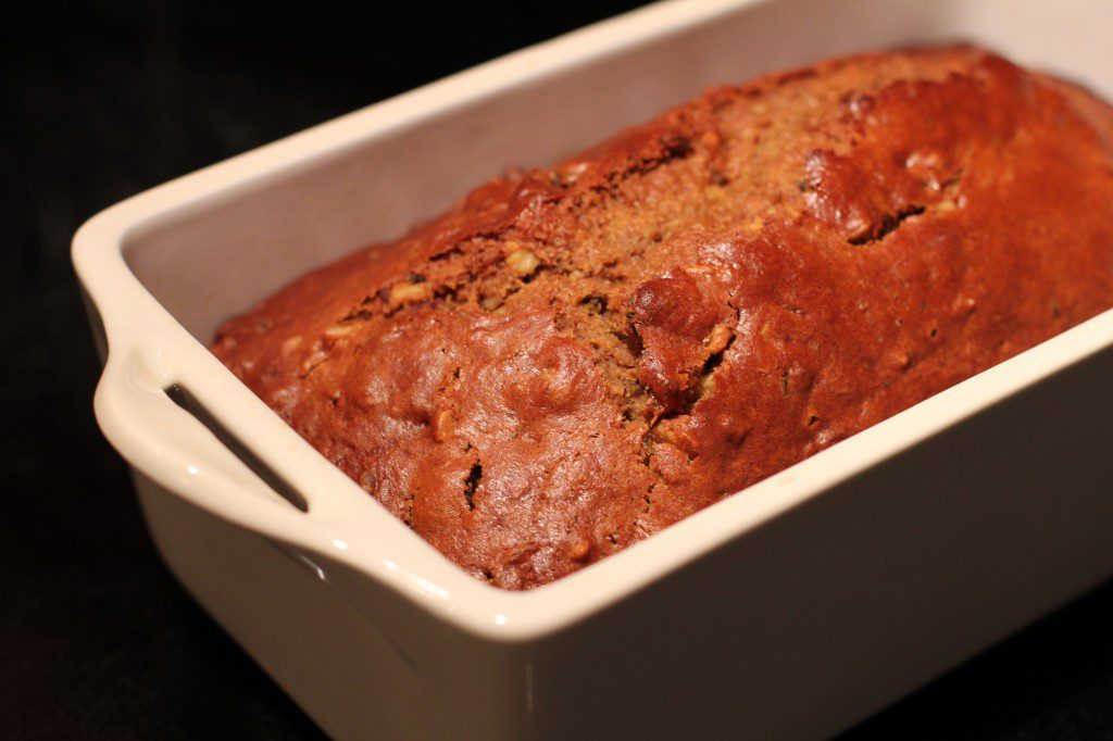 Date & Nut Quick Bread