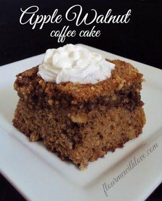 Sugar-Free-Apple-Walnut-Coffee-Cake
