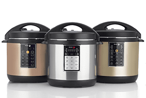 LUX Electric Multi-Cooker giveaway!