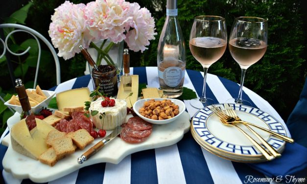 Featuring You ~ Easy Cheese & Meat Tray