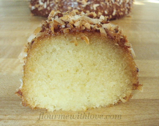 What Goes Well With Coconut Cake