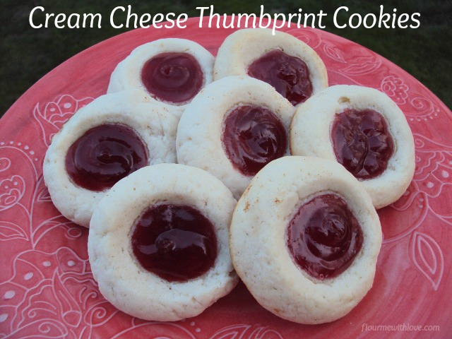Rich delicious cream cheese cookies filled with your favorite preserves!